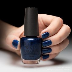 Give Me Space (night-sky blue w/ sparkle)   OPI