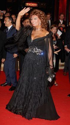 Sophia Loren Photos - 2nd Rome Film Festival-Opening Ceremony Concert/Tribute To Sophia Loren - Zimbio