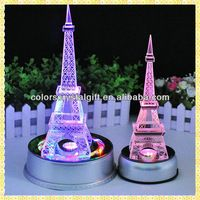 Source Wholesale Exquisite Cheap Crystal Decorative Eiffel Tower Centerpiece For Wedding Guest Takeaway Souvenirs on m.alibaba.com