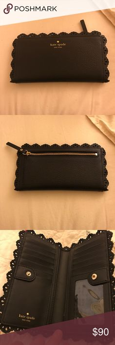 Kate Spade wallet Brand New Brand new with tags stylish Kate spade wallet. kate spade Bags Wallets
