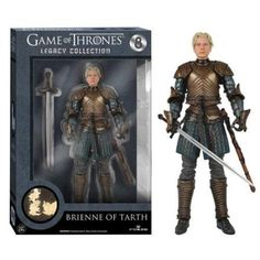Funko Game of Thrones Legacy Collection Series 2 Brienne of Tarth Action Figure, Assorted
