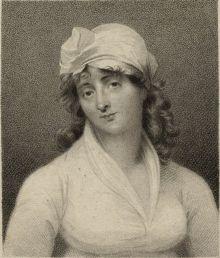 Elizabeth Inchbald-- (née Simpson) (1753-1821) was an English novelist, actress, and dramatist.