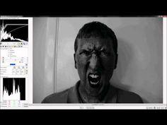 Gimp Zombie Tutorial - YouTube