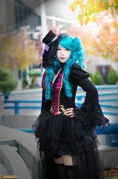 SIPYA(SIPYA) Miku Hatsune Cosplay Photo - Cure WorldCosplay