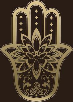 http://www.redbubble.com/people/mellowgroove/works/21138414-hamsa-lotus-flower