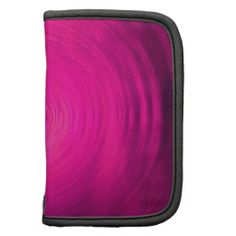 Abstract Rose Colored Light Formation Design Organizer