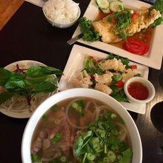 On the Grid :: Saigon Kitchen, Downtown Ithaca, Ithaca