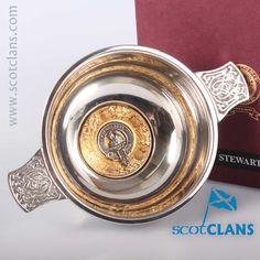 Stewart Clan Crest Q