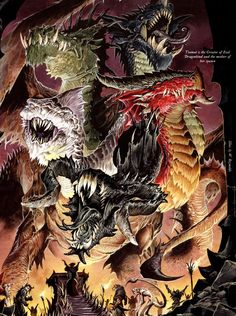 cult of the dragon - Google Search