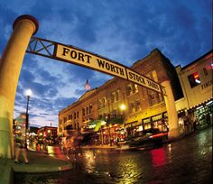 Planning a trip to Fort Worth? Here are some attractions you won't want to miss.
