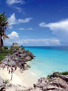 Tulum Ruins, Mexico...been here several times