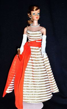 Runway 4: Swirls & Girls - Barbie, Fashion Icon of the 60's