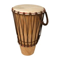 Ashiko Drum - the 'Male' Drum  Ashiko is an African drum originating from Nigeria, and is played mainly in Africa, South and Central America, but it is becoming more popular at music festivals and drum circles. In Cuba it is played during carnivals and at street parades.