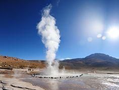 Geyser Chile
