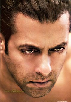 Salman Khan idk if this counts as a beard. But he's hot none the Less