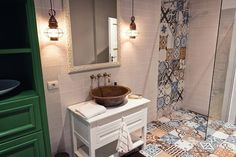 Spanish bathroom