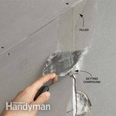 Follow these 12 pro drywall-taping tips to improve your skills, speed up the job…