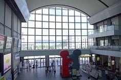 予讃線・高松駅