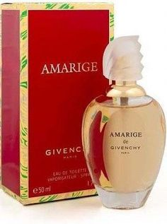 Amarige Givenchy perfume - a fragrance for women, this is my winter scent :) Perfume Scents, Fragrance Parfum, Perfume Oils, Perfume Bottles, Parfum Chanel, Hermes Perfume, Amor Amor Perfume, Men's Cologne, Perfume Collection
