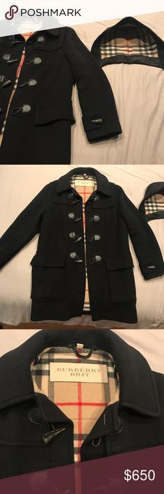 Burberry Trench Coat Timeless Burberry Trench Coat, like new barely warn and will keep you warm and cozy in style. Burberry Jackets & Coats Trench Coats