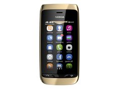 Continuing with the Asha series from 2012, Nokia this year also try to rule the market of cellphones with the announcement of the new handset of the same series named by Nokia Asha 310.