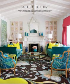 Palm Beach Chic in Miami- The Glam Pad