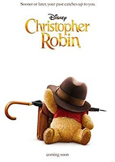 Teaser poster for Disney's Christopher Robin. Teaser trailer coming tomorrow. The cast for the film so far includes Ewan McGregor (Christopher Robin), Hayley Atwell (Christopher's wife, Evelyn), Jim. Hayley Atwell, Ewan Mcgregor, New Movies, Disney Movies, Good Movies, Movies Online, Family Movies, 2018 Movies, Watch Movies