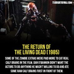 terror trivia zombie movieshalloween moviesscary - Halloween Horror Movie Trivia