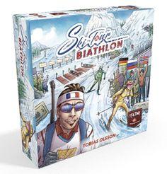 Board Games, Skiing, Baseball Cards, Sports, Biathlon, Challenges, Birthday, Role Playing Board Games, Ski