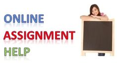 Get help with assignment, help in assignment and online assignment help to students of UK, USA, Australia, Canada and other countries. AoneAssignment.com can help you..
