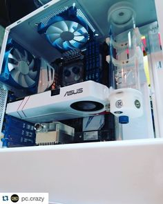 Nice and clean Great start to an #S340 by @pc.crazy #NZXTBUILDS by nzxt