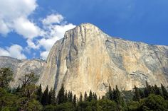 rock climbing yosemite national park | El Capitan, Yosemite National Park, California, USA