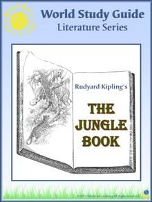 World Study Guide: Literature Series - The Jungle Book - World for Learning | CurrClick