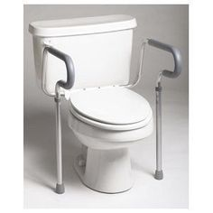 TOILET SAFETY FRAME G30300-1 1 EACH