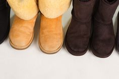 As we finally get rid of the rain, get your UGGs back to their best with these simple tips on how to clean them