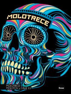 Molotrece: Molotov   Calle 13.
