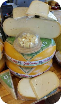 Creamy mild cheese made from meadow-grazed cows' milk now in our online and offline store!