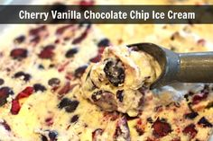 Cherry Vanilla Chocolate Chip