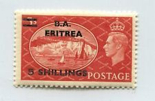 ERITREA BRITISH COLONY old good VALUE STAMP SHIP MINT MLH # 30746, $8.00 Buy It Now