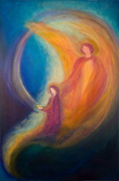 Engelbilder - Farbträume - Schönheit für die Sinne