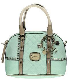 Damen Handtasche #guess #fashionbag #aqua