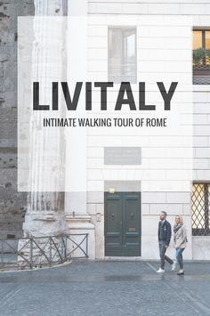 Fantastic Rome, Italy walking tour with LivItaly Tours! Read review here!