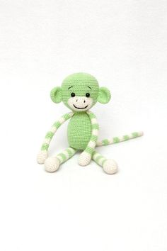 Hey, I found this really awesome Etsy listing at https://www.etsy.com/listing/252391621/crochet-monkey-toy-new-year-gift-2016