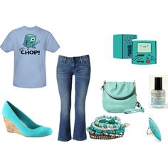 Bimo Blues by elizabeth-mauch-bergeron on Polyvore