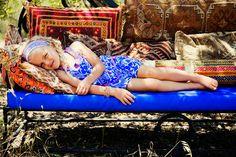 La hora de la siesta. Mim-Pi Spain