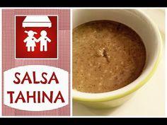 Salsa TAHINA  | #vegan #vegetarian