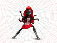 Limited Edition Monster High doll. Would love this one in my collection