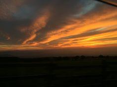 Sunset at Daisen