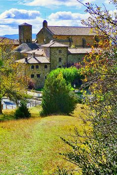 Monasterio de Leyre  Navarra  Spain