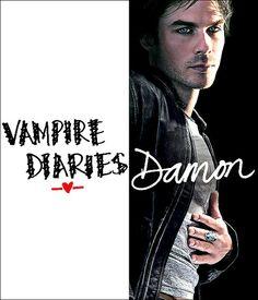 The Vampire Diaries and Damon Salvatore